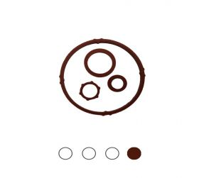 اورینگ کامل پایه فیلتر روغن پژو 206