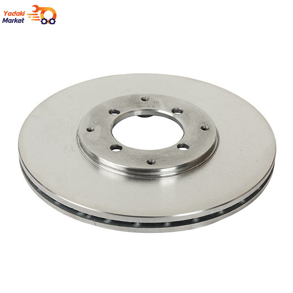 دیسک ترمز چرخ جلو ABS پژو - ROA (فراصنعت)