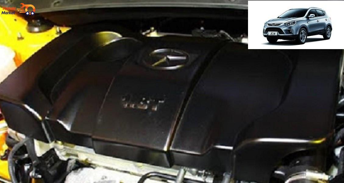 کاور موتور JAC-J5